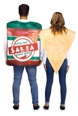 Salsa & Chips Couple  Costume