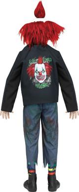 The Joker Clown Kids Costume