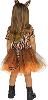 Tigerrr Toddler Girl Costume