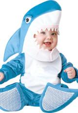 Blue Baby Shark Toddler Boy Costume