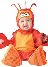 Lovable Lobster Baby Costume