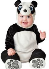 Adorable Panda Baby Costume