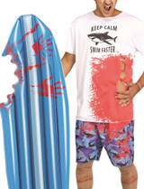 Shark Bait Surfer Mens Costume