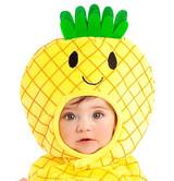Baby Pineapple Yellow Costume