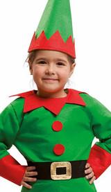 Simply Elf Kids Costume