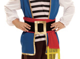 Little Pirate Kids Costume