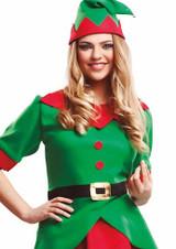 Simply Elf Womens Costume