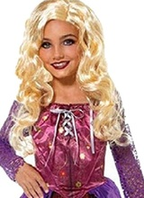 Salem Witch Silly Girl Costume with Wig