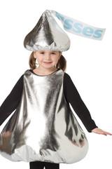 Hershey's Kisses Kids Costume