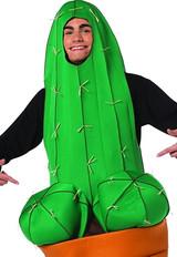 Happy Cactus Mens Costume