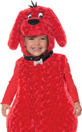 Clifford the Big Red Dog Toddler Boy Costume