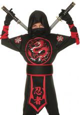 Dragon Ninja Kids Costume