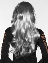 Sassy Silver Wig