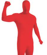 Red Skinsuit Adult Costume