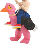 Ostrich Inflatable Kids Costume