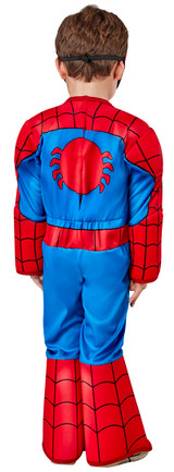 Spiderman Toddler Deluxe Costume