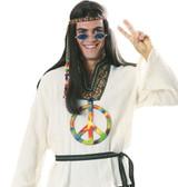 60s Groovin' Hippie Mens Costume