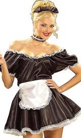 French Maid Women Costume