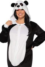 Panda Onesie Adult Costume