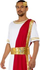 Caesar Roman Emperor Men Costume