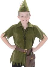 Peter Pan Boys Costume