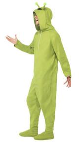 Alien Onesie Men Costume