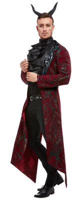 Deluxe Devil Men Costume