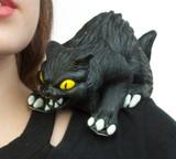 Black Cat Shoulder Buddy