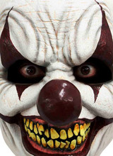 Scary Clown Full Latex Mask