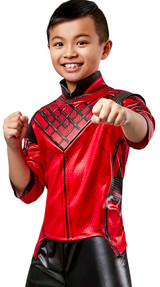 Shang-Chi Deluxe Kids Costume