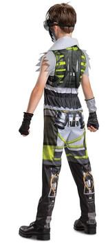 Apex Legend Octane Muscle Kids Costume