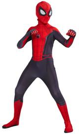 Big Spider Super Hero Kids Skinsuit
