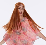 Ginger Straight Women Wig