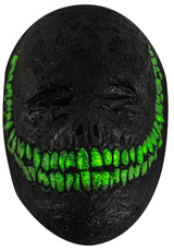Creepy Grinning  Latex Mask