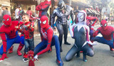 13 Cool Spider-Man Themed Costumes