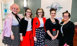 8 Ideas for Your 50s Inspired Sock Hop Costume!