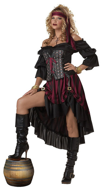 Wench Women Pirate Costume