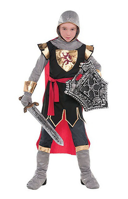 Brave Crusader Child Costume