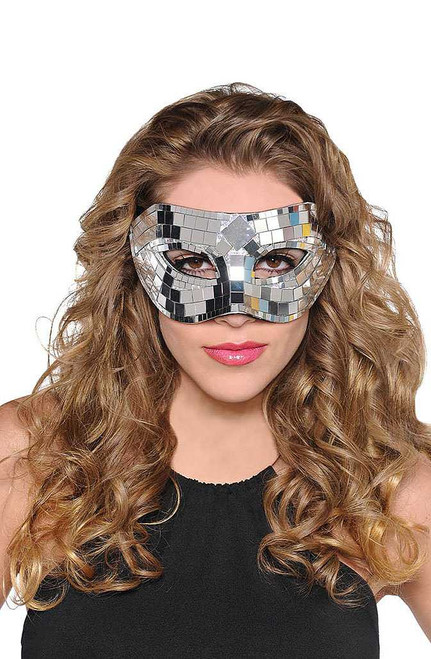 Reflection Disco Ball Mask