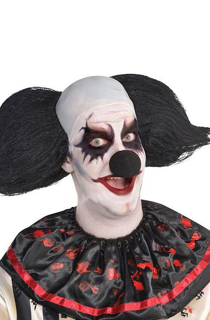 Black Clown Nose Adult