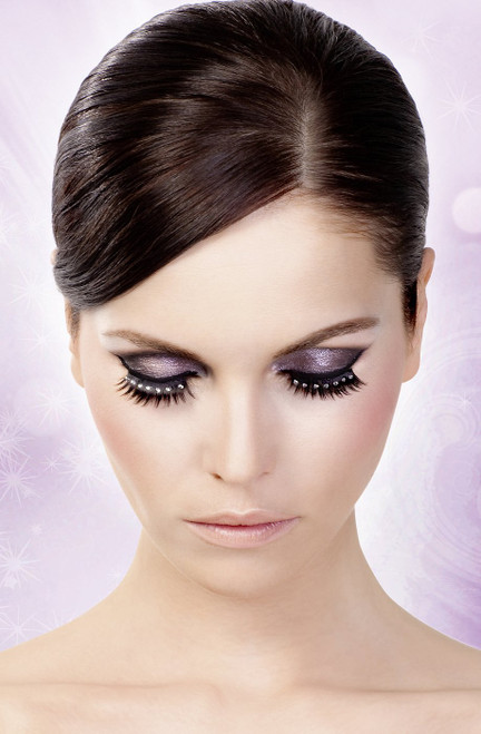 Glamour Eyelashes No. 487