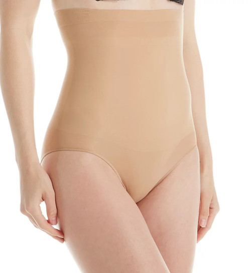 Body Wrap Superior Derriere High Waist Nude Plus