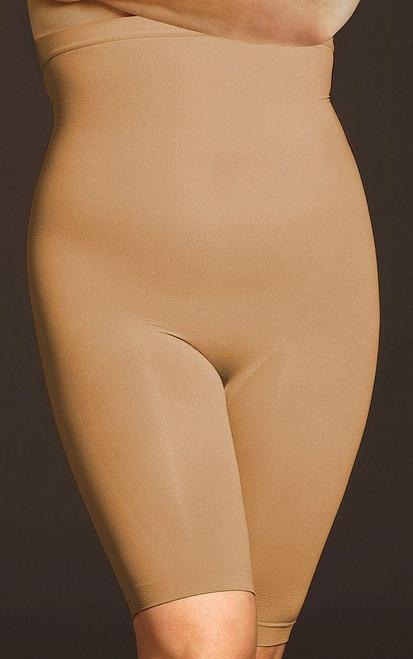 Catwalk High Waist Nude Plus