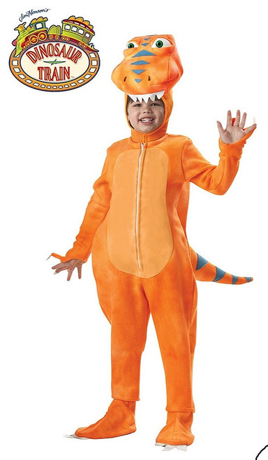 Buddy Dinosaur Train Costume