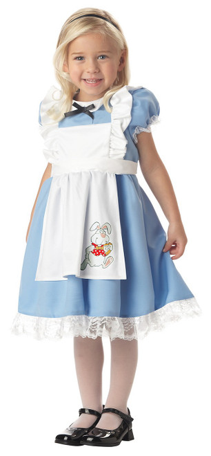 Lil' Alice in Wonderland Costume