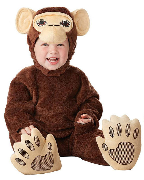 Monkey Chimpanzee Costume
