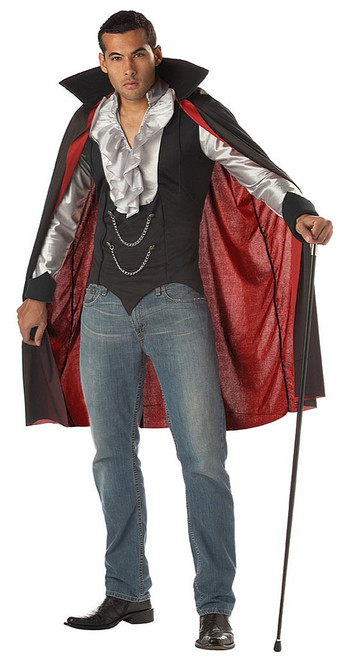 Dashing Men Vampire Costume