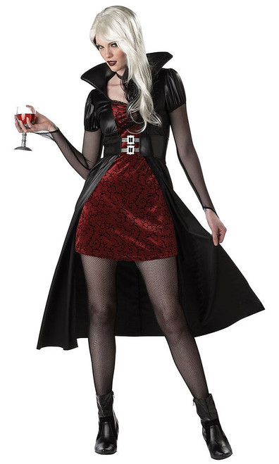 Beautiful Women Vampire Costume