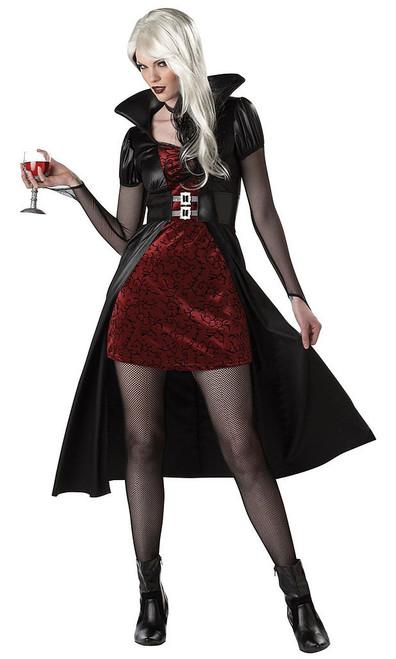 Beautiful Women Vampire Costume