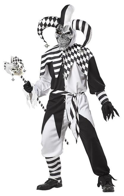 Nobody's Fool Jester Costume